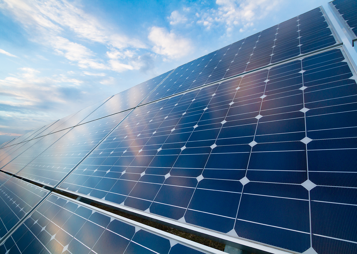 Successfully launches solar module sales